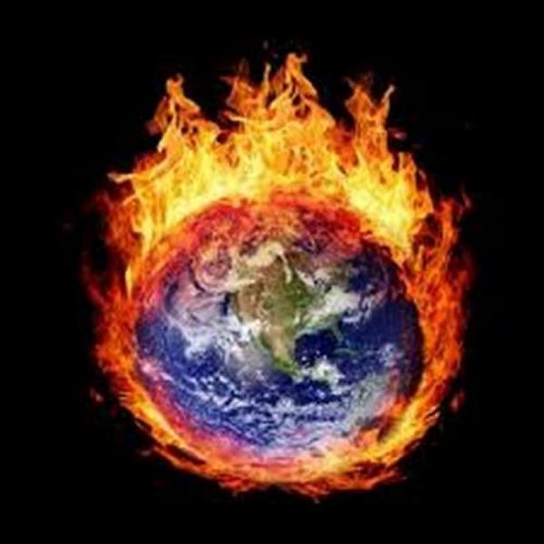 پاورپوینت درباره اثرات گرمايش جهاني