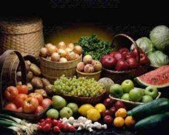 پاورپوینت اثر فشار هیدرو استاتیک بر ارزش مواد غذایی