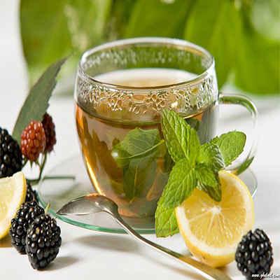 چای سبز و ترکیبات و خواص انتی اکسیدانی