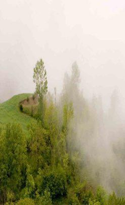 طرح جابر مه و گرد و غبار
