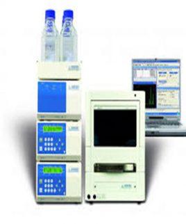 مقاله کروماتوگرافی مایع با کارایی بالا HPLC