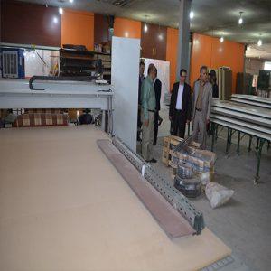 پروژه کارگاه صنایع چوبی کاج