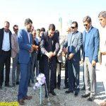 گاز رسانی شهرستان منوجان و نودژ