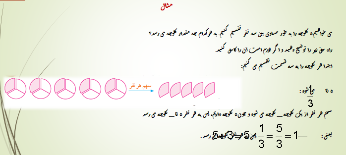 آموزش ریاضی پنجم