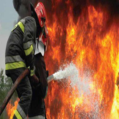 تحقیق در مورد آتش نشانی