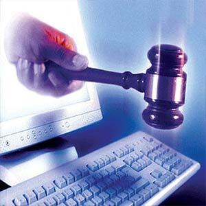 مقاله در مورد قانون تجارت الکترونیکی