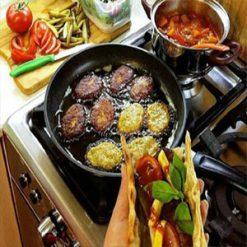 انواع روشهای طبخ مواد غذایی