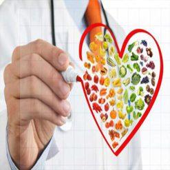 تحقیق در مورد تغذيه و بيماريهای قلبی عروقی