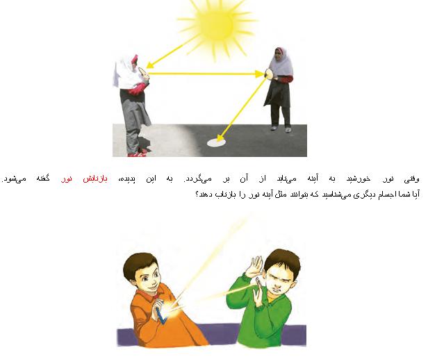 سوالات درس ۷ علوم سوم با جواب